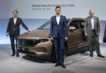 Daimler Confident for 2021