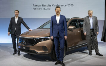 Daimler Confident for 2021
