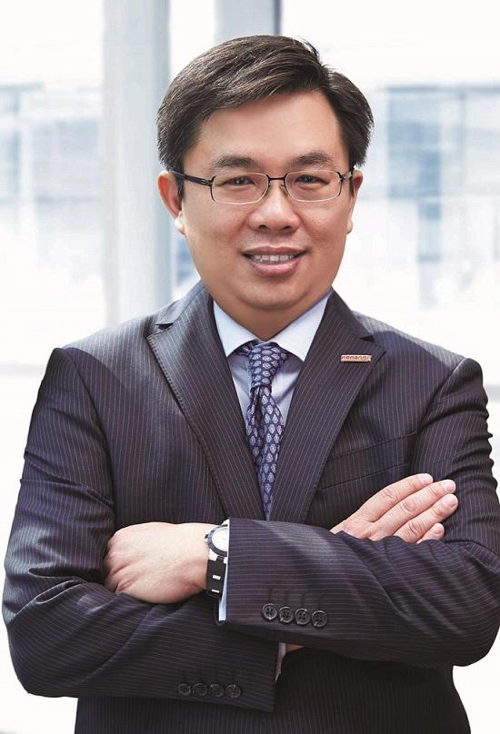 Datuk Chay Wai Leong, Group Managing Director of Kenanga Investment Bank.