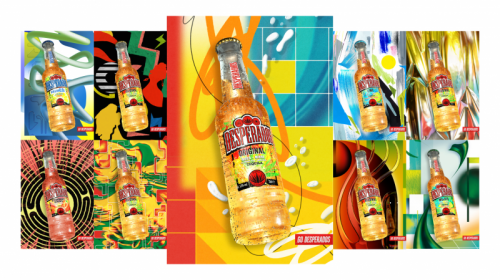 Desperados collaborates with emerging artists on its latest advertising campaign Brandspurng