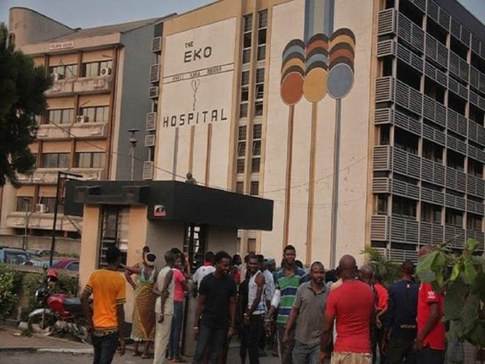 Eko-Hospital brandspurng Ekocorp Plc Insider Buys ₦1,266,000 in Stock