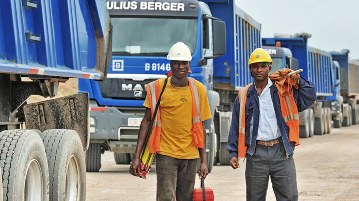 Julius Berger records 8.35% and86.83% Drop in Revenue and Profit in 2020 Brandspurng