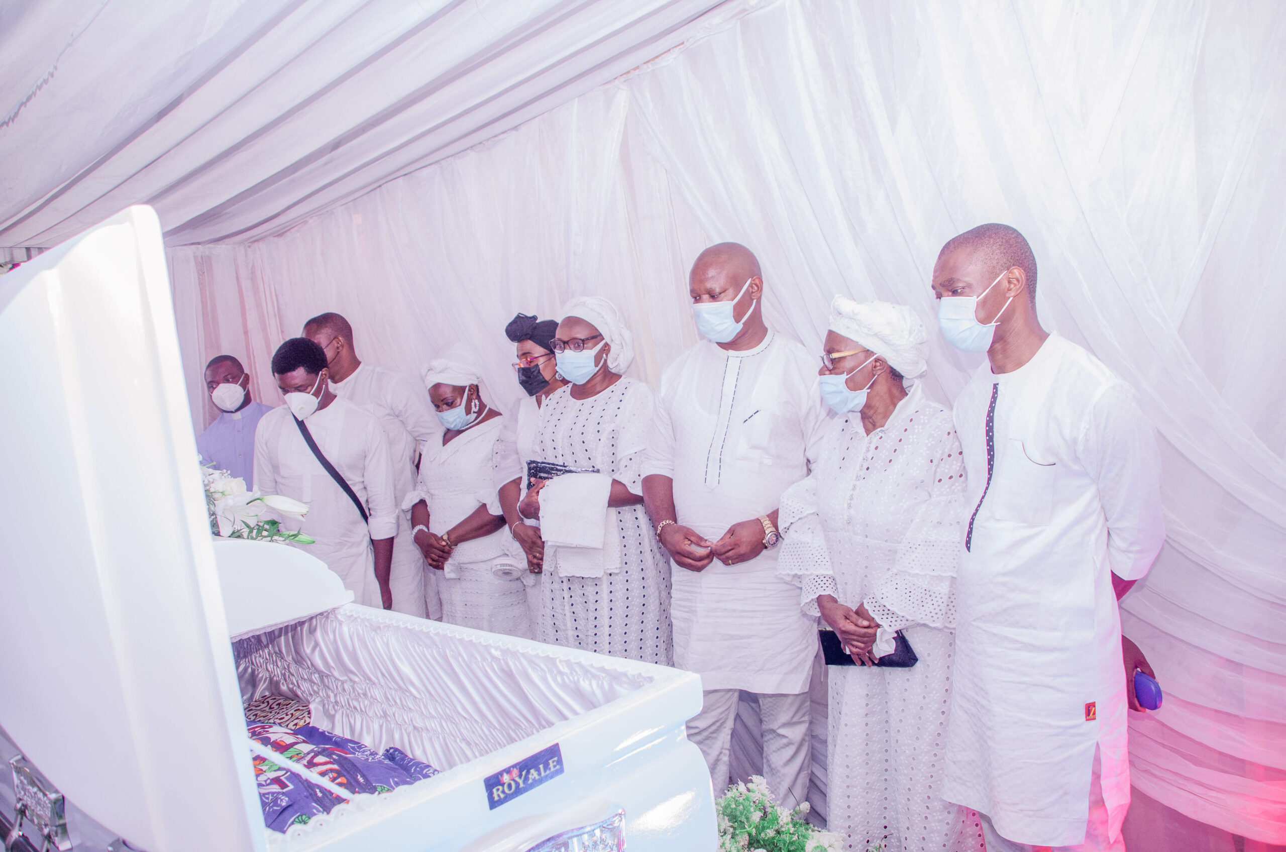 Photo 3_VFD Group GMD, Nonso Okpala, Buries Dad (Photos) Brandspurng
