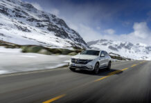 Der Mercedes-Benz EQC: Elektrische IntelligenzThe Mercedes-Benz EQC: Electric Intelligence
