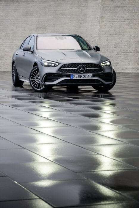 The new Mercedes-Benz C-Class Saloon and Estate brandspurng This is how inspiring the comfort zone can be9