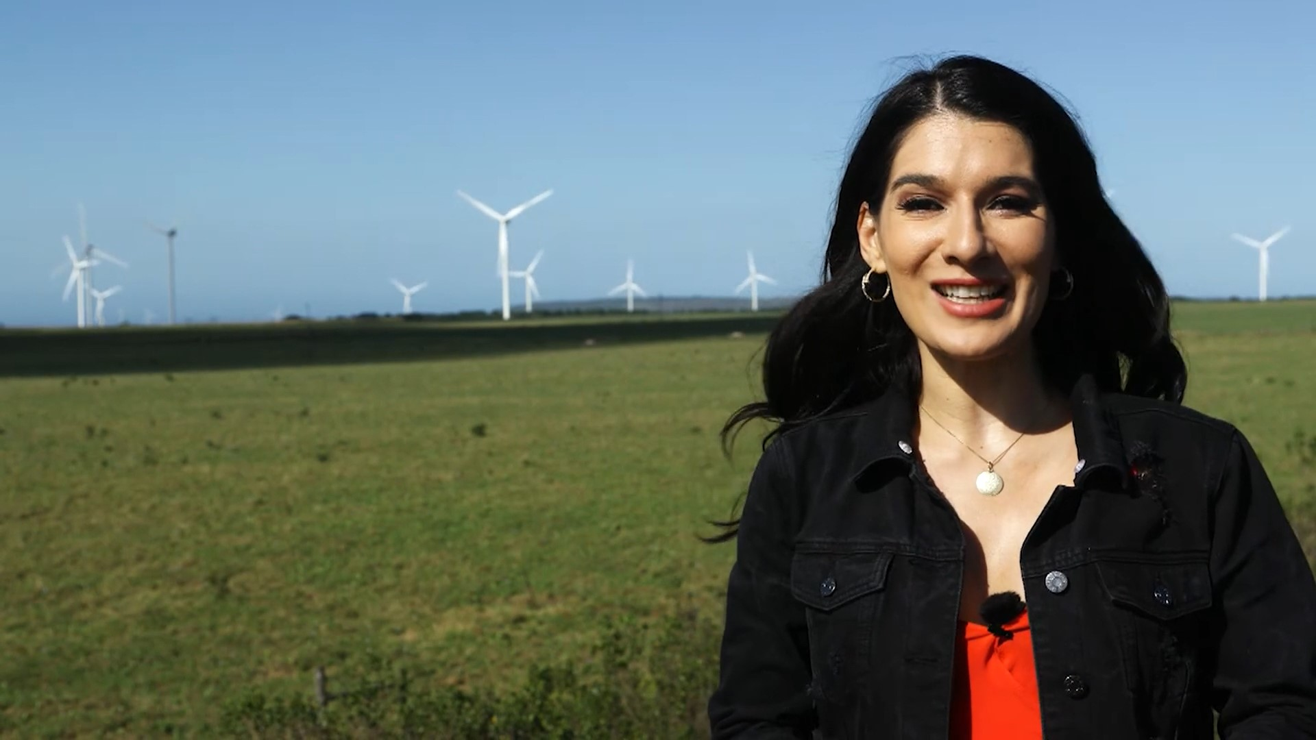Eleni Giokos: CNN's Connecting Africa Explores Pan-African Renewable Energy Projects- Brand Spur Nigeria