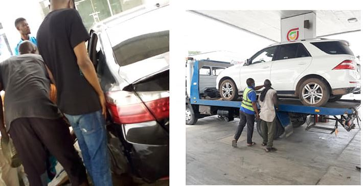 Fatgbems Petroleum Fixes technical Issue at IBB Abeokuta Retail Outlet Brandspurng
