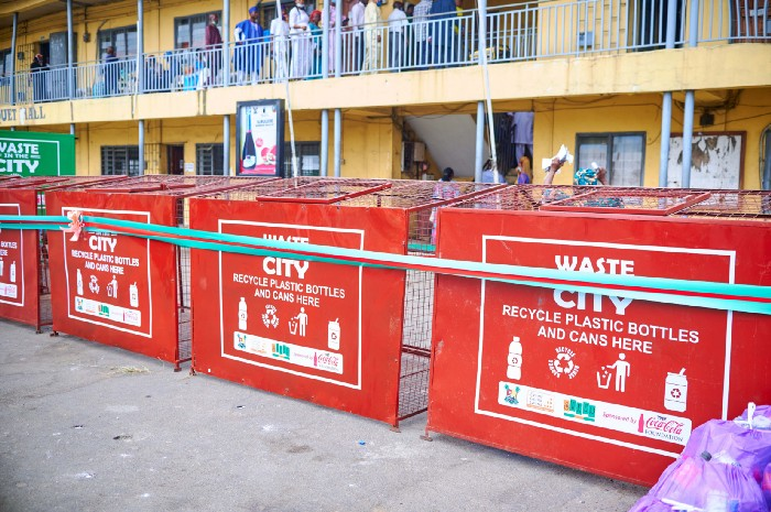 Here's How Coca-Cola and SWEEP Foundation Are Reducing Nigeria's Carbon Footprint Brandspurng