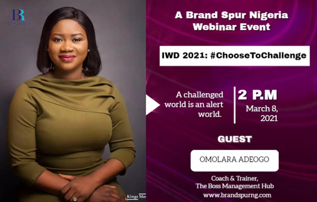 IWD 2021: Celebrating Women Isn't An Excuse To Be Incompetent — Omolara Adeogo - Brand Spur Nigeria