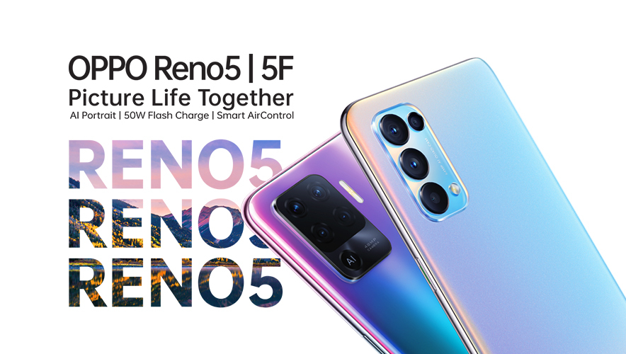 OPPO Launches Reno5 Series Today & Here is a Quick Look Brandspurng