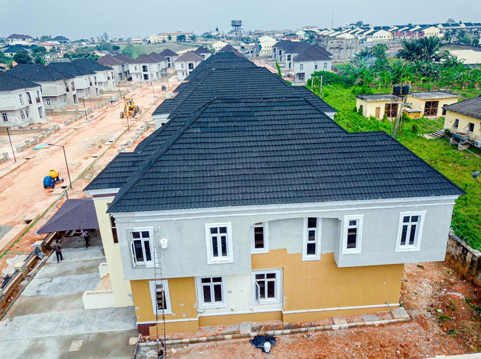 Ogun State to Begin Estates for Low, Middle Income Earners in Ota, Ilaro, Sagamu, Ijebu Ode (Photos)