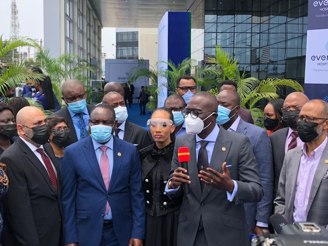 Osinbajo, Sanwo-Olu Unveil Evercare Hospital In Lekki