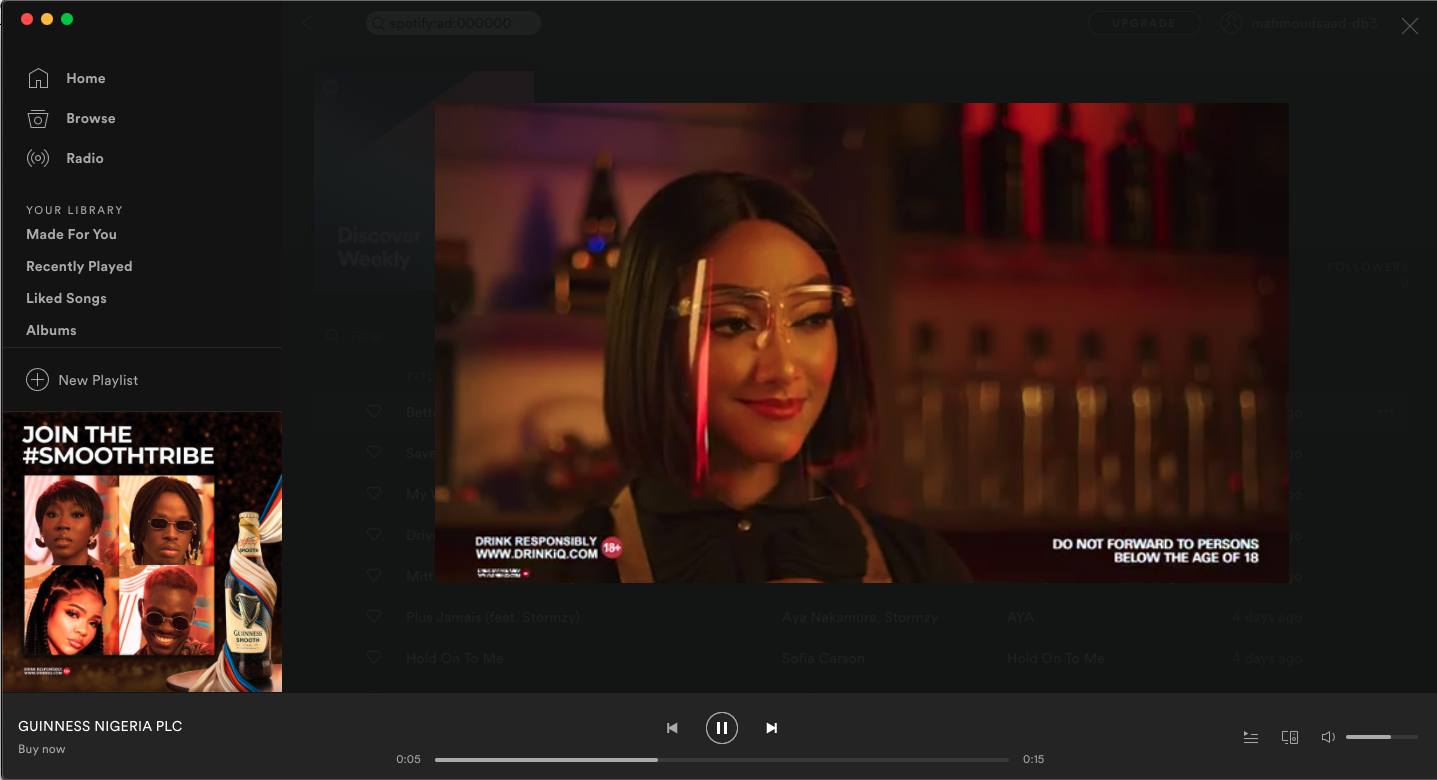 Spotify Now Open for Business for Advertisers in Nigeria Brandspurng