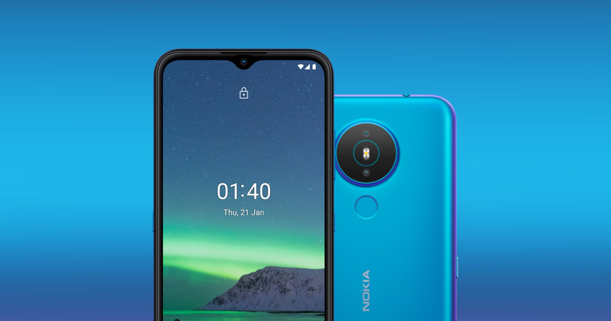 The New Nokia 1.4 is the Perfect Family-Friendly Device Brandspurng