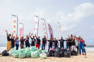 Rite Foods Supports Environmental Initiative, Rid Lagos Of 1,767.2kg Of Waste-Brand Spur Nigeria