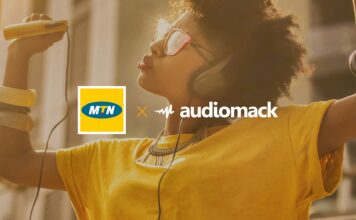 Audiomack Partners MTN To Bring Music Streaming To Over 76 Million Subscribers At Zero Data Cost-Brand Spur NIgeria