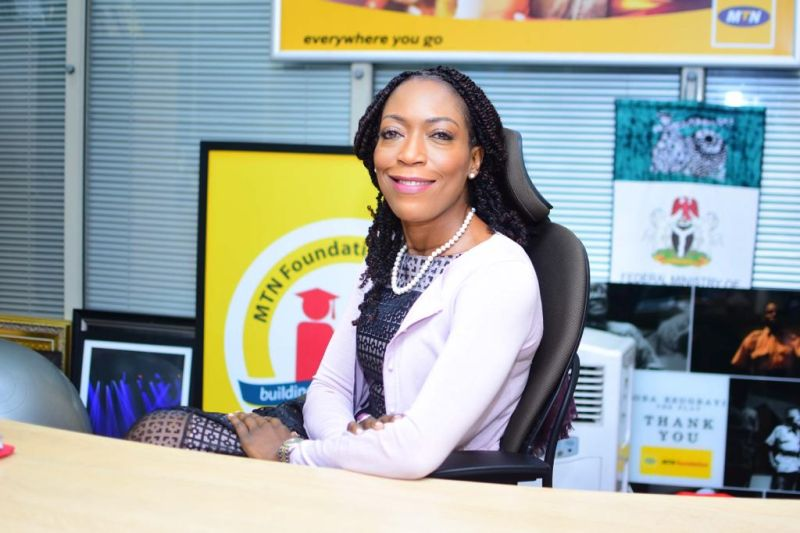 Bowing Out in Grand Style Brandspurng Nonny Ugboma and the Legacy of Success at MTN Foundation