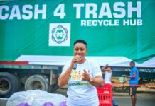 Cash From Trash brandspurng Here's How Coca-Cola Is Tackling Plastic Waste In Nigeria