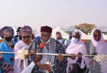 Taraba Governor Calls On Northern Governors To Support Their Wives On Drug Addiction Victims Rehabilitation Campaign