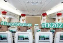 Emirates Milestone Flight EK2021 Highlights Industry Readiness For Travel Rebound