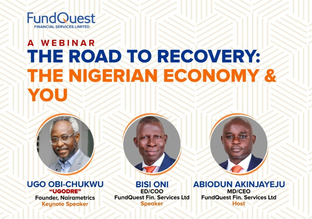 Experts Provide Road to Economy Recovery at FundQuest Webinar