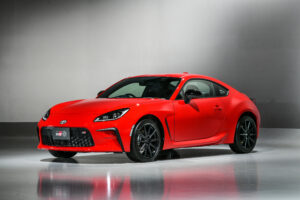 Toyota Presents World Debut Of The New GR 86-Brand Spur Nigeria