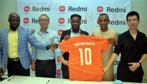 Xiaomi Signs Jay-Jay Okocha As Brand Ambassador-Brand Spur Nigeria