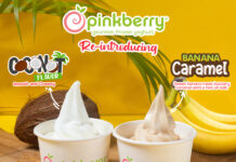 Pinkberry Nigeria: April Full Of Pinkberry Surprises!